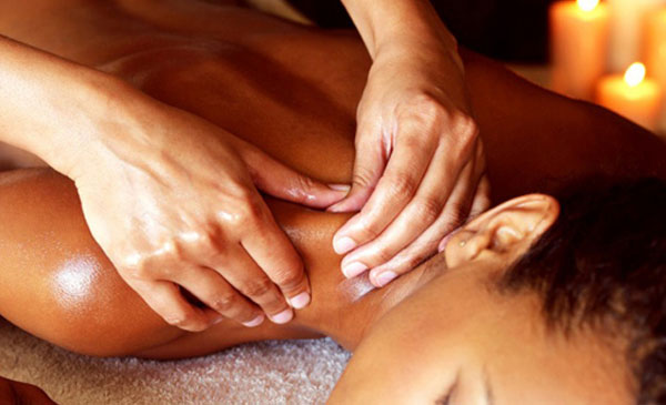 Classic massage for women Prague