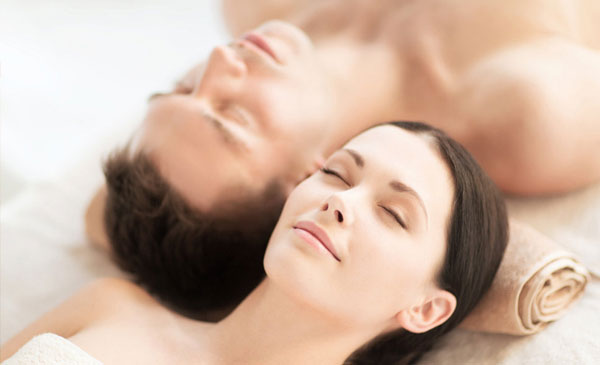 Massage for couples in Prague