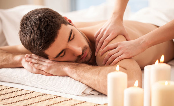 Massage for men in Prague