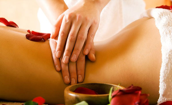 Tantra massage for women Prague